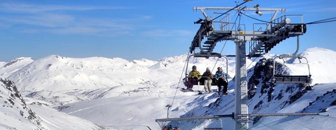 Esquí por Europa – Las 5 mejores pistas