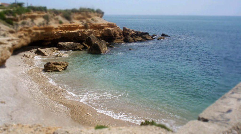 Playa de Aiguaoliva