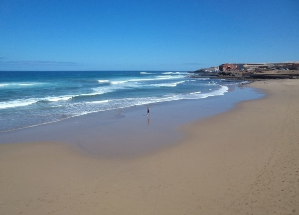 Playa de Bocabarranco